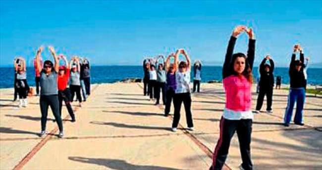 Mersin Büyükşehir'den bilinçli spor atağı