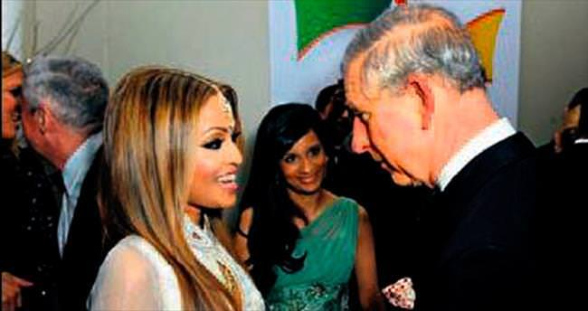 Prens Charles'ın Bollywood ilgisi