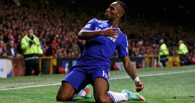 İngiltere'deki en iyi Afrikalı futbolcu