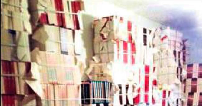 Villaya korsan kitap operasyonu