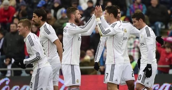 Real Madrid'de derbi öncesi 3 eksik