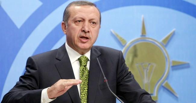 Erdoğan, Arap işadamlarını kabul etti