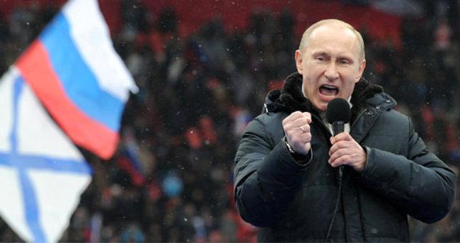 Putin'in beden dili ne söylüyor?