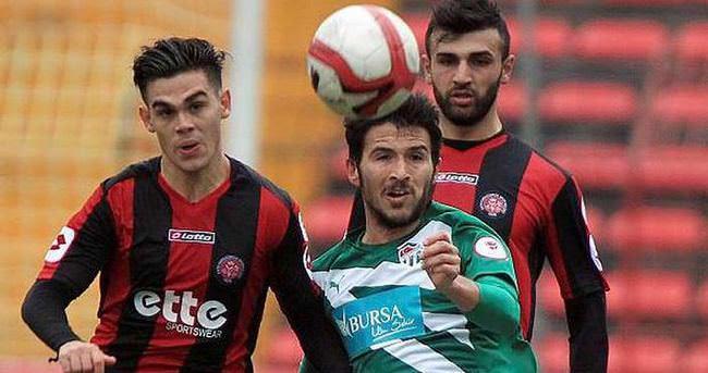 Bursaspor - Karagümrükspor maçı saat kaçta hangi kanalda A Spor canlı izle
