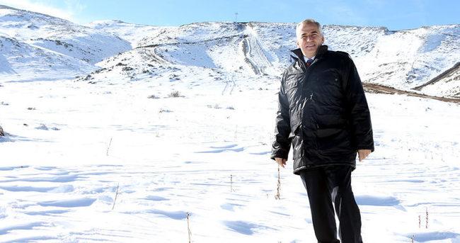 Kış turizmine yeni merkez geliyor