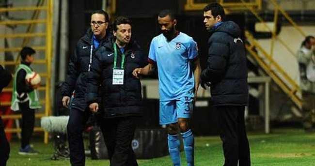 Trabzonspor'da Bosingwa şoku