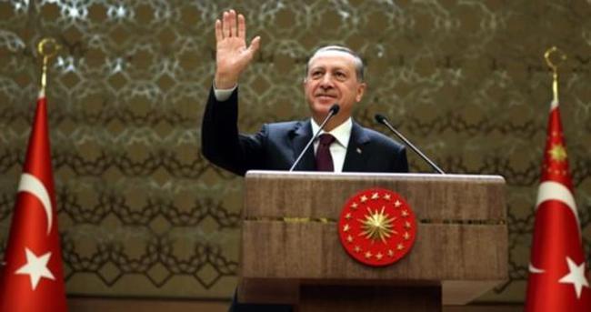 Cumhurbaşkanı Erdoğan'dan 20 yıl sonra ilk