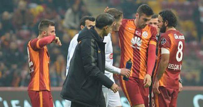 Galatasaray'a Burak Yılmaz müjdesi
