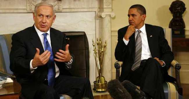 Obama ve Netanyahu'nun arasında gerginlik
