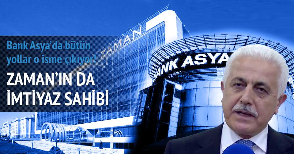 Bank Asya'da bütün yollar o isme çıkıyor