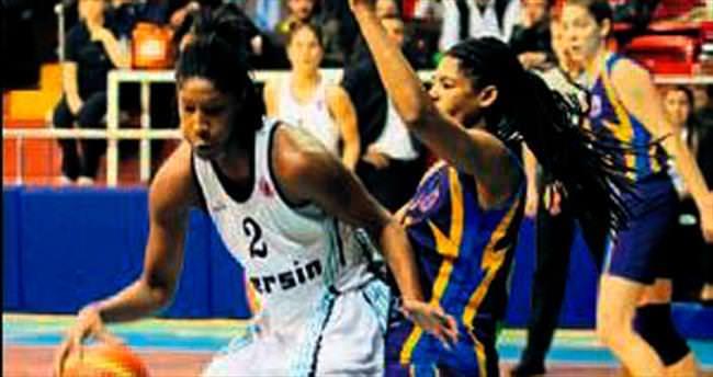 Mersin Büyükşehir ilk maçta galip