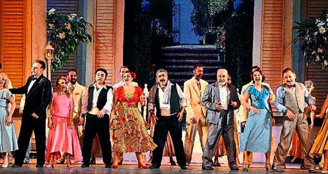 Devlet Opera'dan dopdolu program