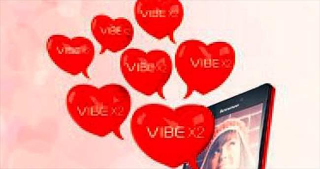 Lenovo'dan Sevgililer Günü'ne özel