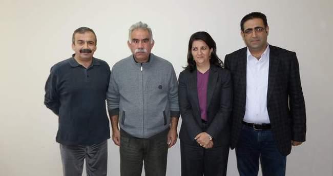 Öcalan'dan parti kararına destek
