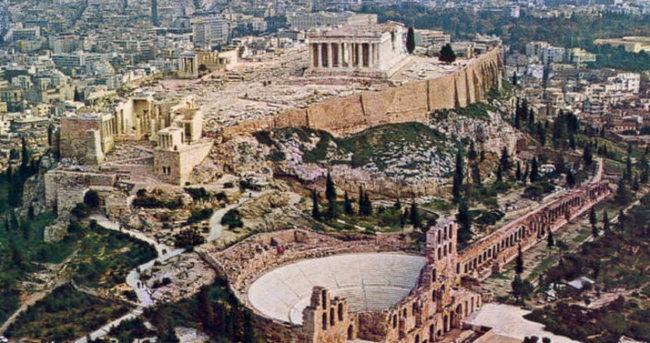 Atina'ya cami zamanı geldi