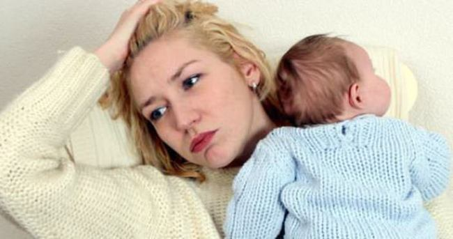 Depresyon anne sütünü kesiyor