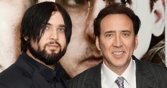 Nicolas Cage'in oğlu Wes ölümden döndü