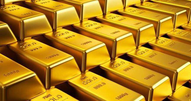 Altın, 3 haftanın en düşüğünde
