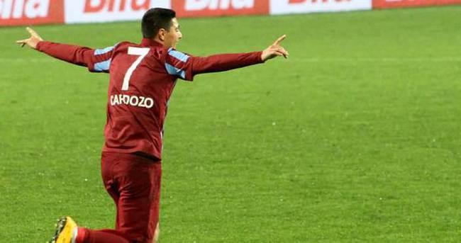 Trabzonspor  yıldızlarına güveniyor