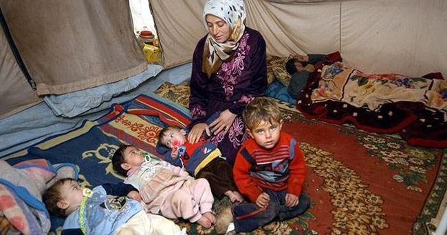 40 bin Suriyeli bebek Türkiye'de doğdu