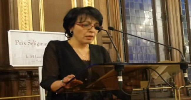 Büyük ödül Türk yazarın