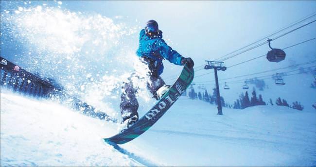 Kar tatilinin tadını tarz içinde çıkarın