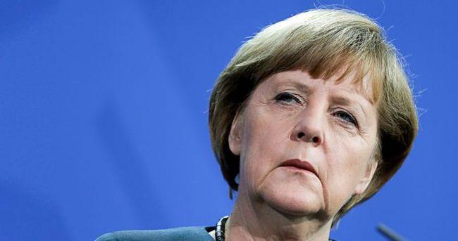 Almanya'dan 13 milyon Euro'luk mühimmat yardımı
