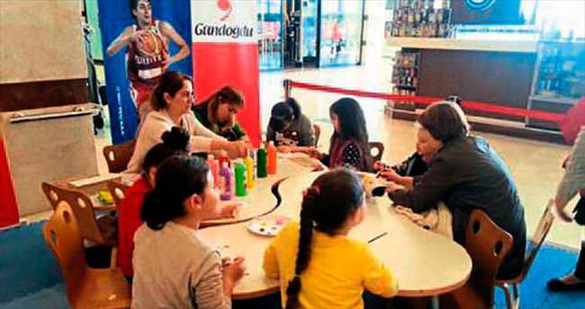 Adana Gündoğdu çocukları sevindiriyor
