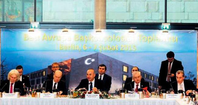'İsrail' sürprizi çıktı Çavuşoğlu rest çekti