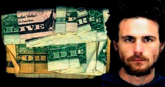 1 dolarlarla vergi ödeyene gözaltı