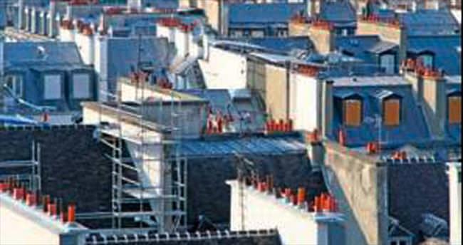 Paris'in ünlü çatıları UNESCO gündeminde