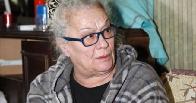 'Bayan Bacak' lakaplı Serpil Örümcer'e belediye yardımı