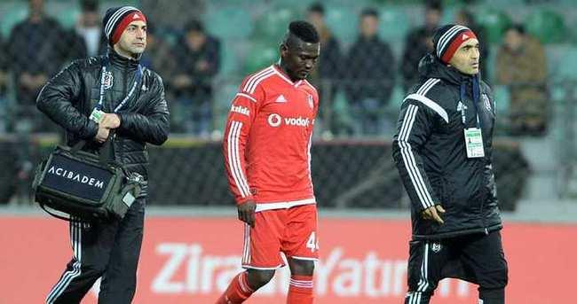 Beşiktaş'a derin darbe!