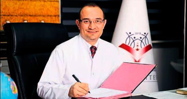 Prof. Uysal siyasete AK Parti'den giriyor