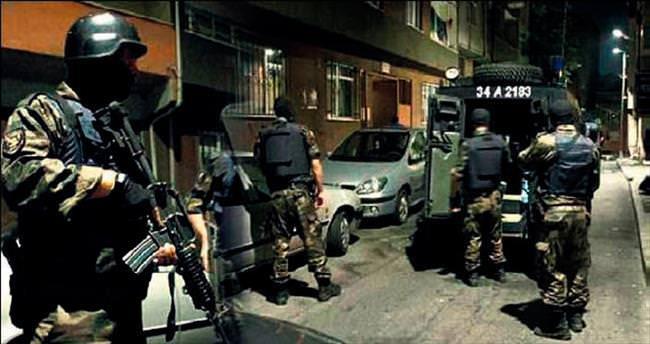 4 bin polisle operasyon: 229 gözaltı