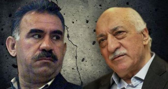 Gülen'in itibarı Öcalan'ın gerisine düştü