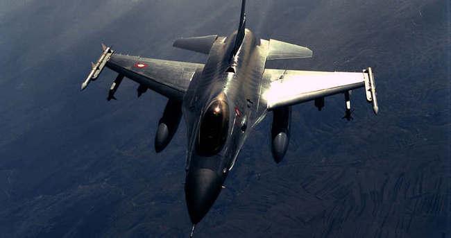 Arap Emirlikleri'nden Ürdün'e F-16 desteği