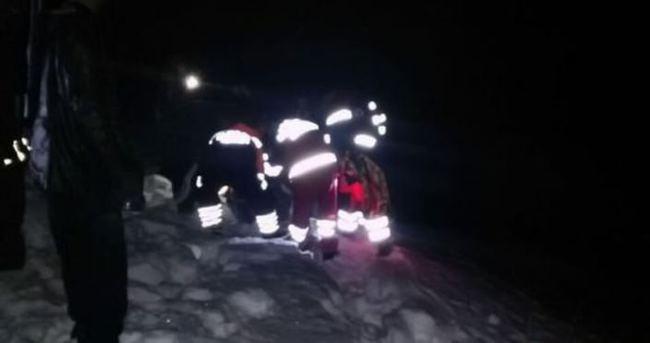 İzmir'de dağcılar mahsur kaldı: 1 ölü