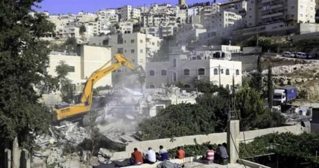 İsrail'den yeni yerleşim birimi inşaatı