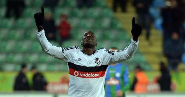 Demba Ba'dan gol rekoru