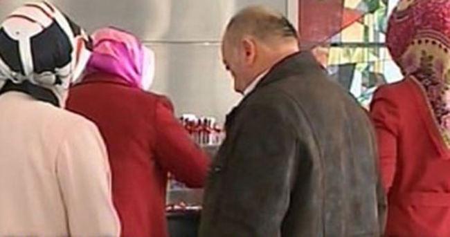 Kılıçdaroğlu ile görüştürülmeyen kadından tepki!