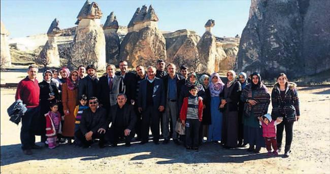 Din görevlileri Kapadokya'da istişare kampına girdi