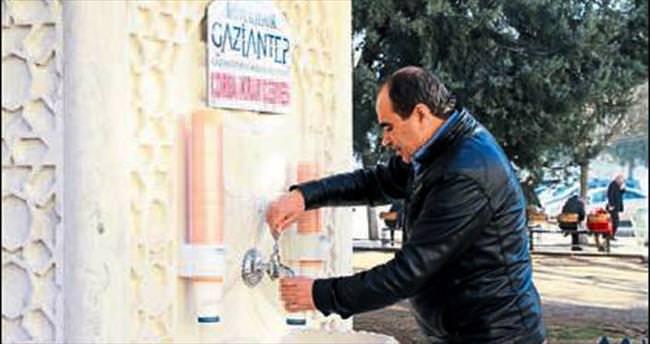 Gaziantep'te her gün 4 bin kişiye sıcak çorba