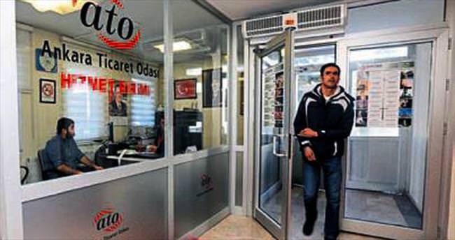 Belediyenin içine ATO bürosu açıldı