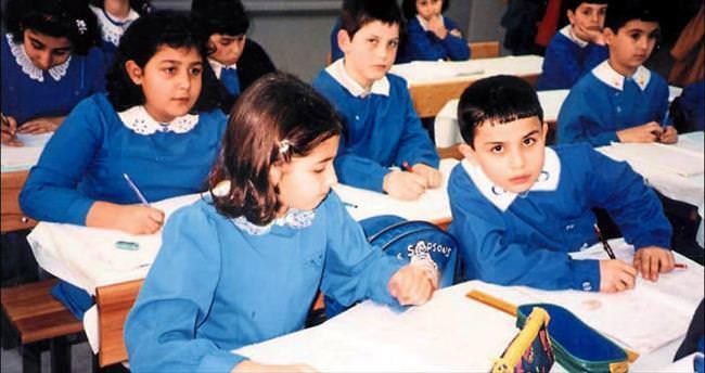 Tatil bitti, okullarda eğitim öğretim vakti