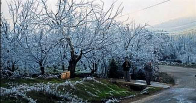 Ege'de yarın kar yağışı bekleniyor