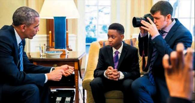 Obama: Benim ilham kaynağım annemdi