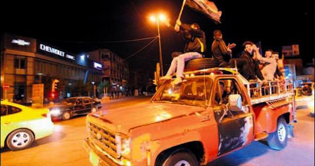 Bağdat'ta gece coşkusu