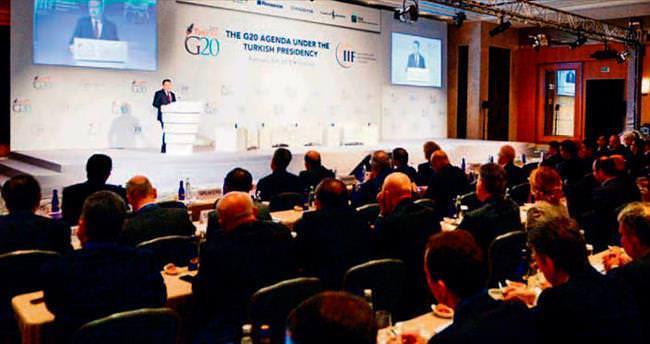 'G20 çok güvenilir ellerde'