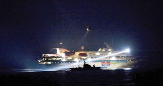 Mavi Marmara davasında flaş ayrıntı